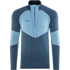 Bergans Roni Langærmet T-shirt Herrer blå